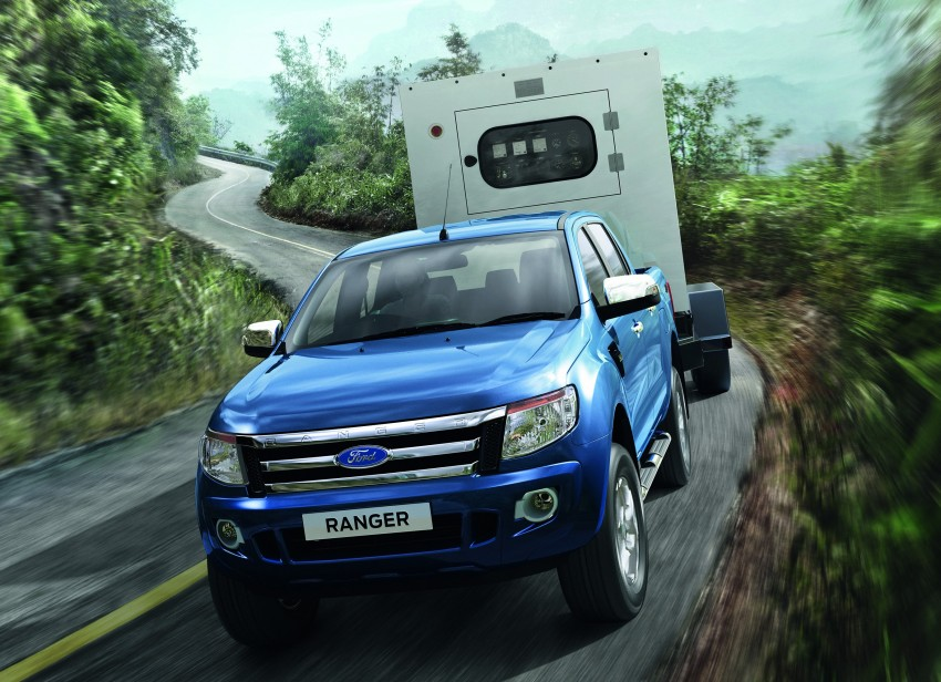 Ford Ranger T6 launched – RM90k to RM117k Image #114943