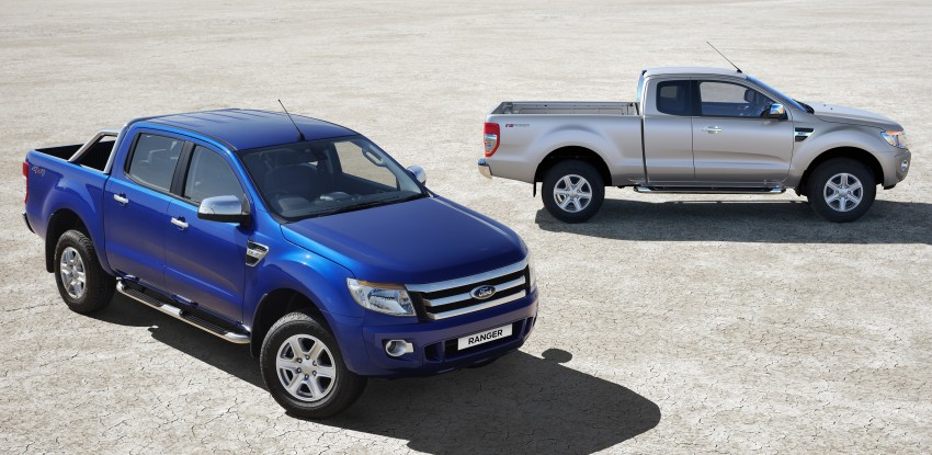 Ford Ranger T6 launched – RM90k to RM117k Image #114942