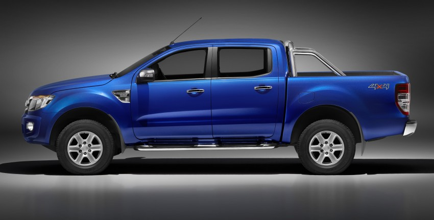 Ford Ranger T6 launched – RM90k to RM117k Image #114944