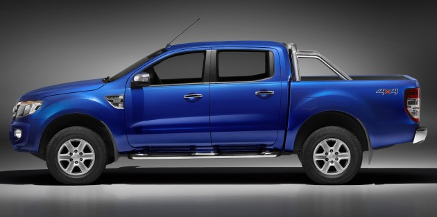 ford ranger price increase for auto xlt variant