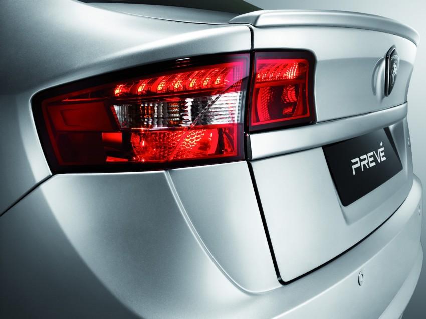 Proton Prevé with 1.6 turbo launched: RM60k – RM73k! Image #101119