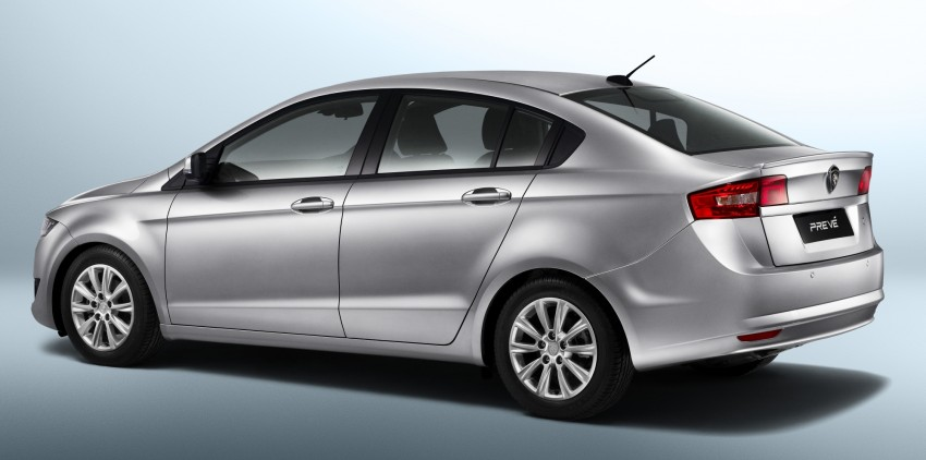 Proton Prevé with 1.6 turbo launched: RM60k – RM73k! Image #101128
