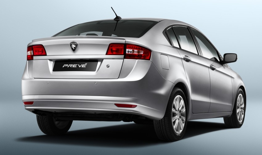 Proton Prevé with 1.6 turbo launched: RM60k – RM73k! Image #101123