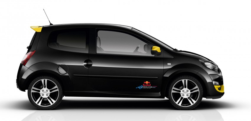 Renault Twingo R.S. Red Bull Racing RB7 – a tiny tribute to a race-winning Formula 1 car Image #107982