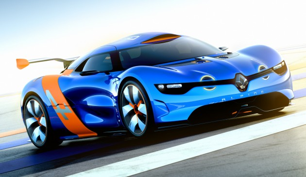 Renault Alpine A110 50 A Homage To The Berlinette
