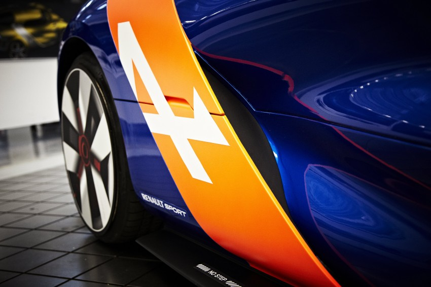 Renault Alpine A110-50 – a homage to the Berlinette Image #109083