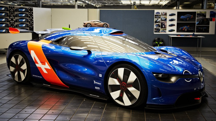 Renault Alpine A110-50 – a homage to the Berlinette Image #109093