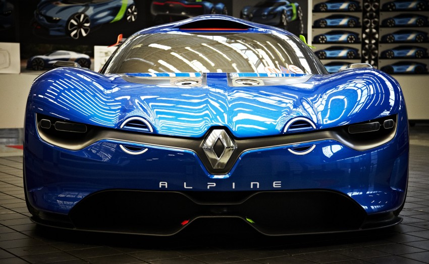 Renault Alpine A110-50 – a homage to the Berlinette Image #109094