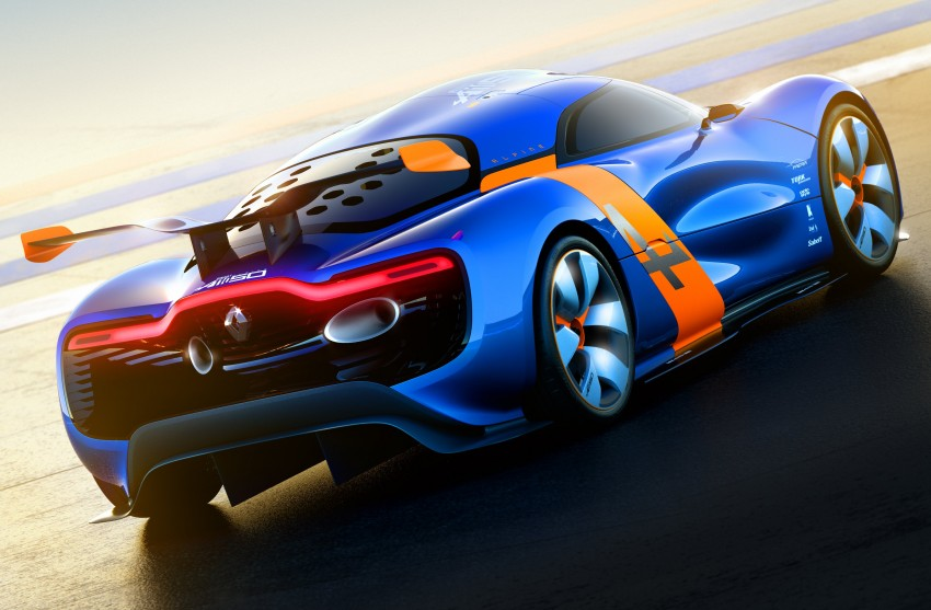 Renault Alpine A110-50 – a homage to the Berlinette Image #109087