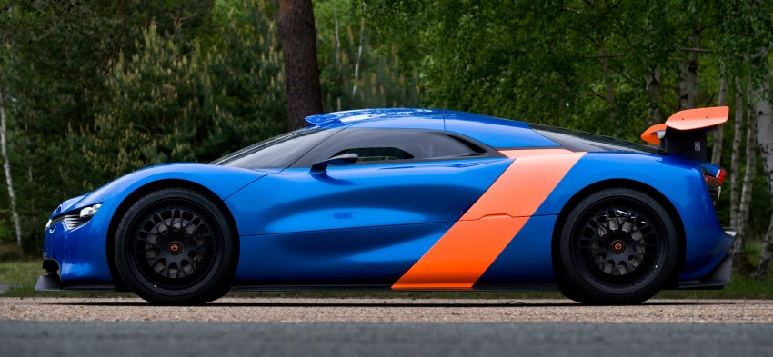 Renault Alpine A110-50 – a homage to the Berlinette Image #109074