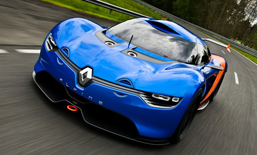Renault Alpine A110-50 – a homage to the Berlinette Image #109076
