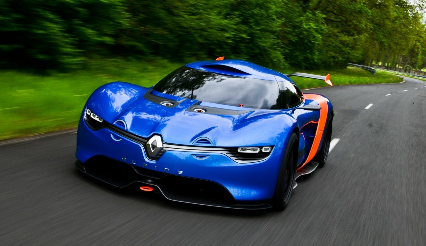 Renault Alpine A110-50 – a homage to the Berlinette Image #109065