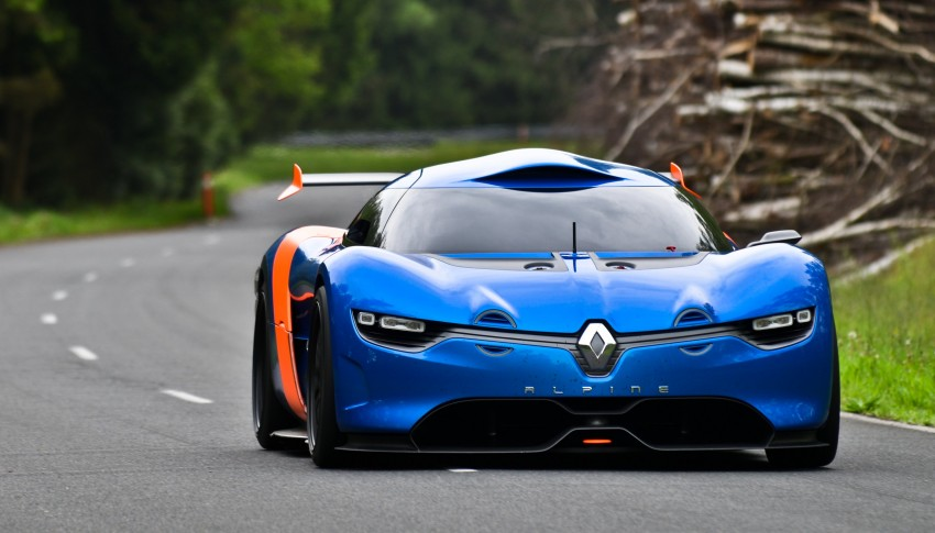 Renault Alpine A110-50 – a homage to the Berlinette Image #109066
