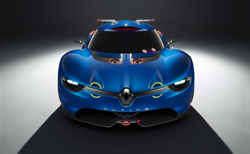 Renault Alpine A110-50 – a homage to the Berlinette Image #109090