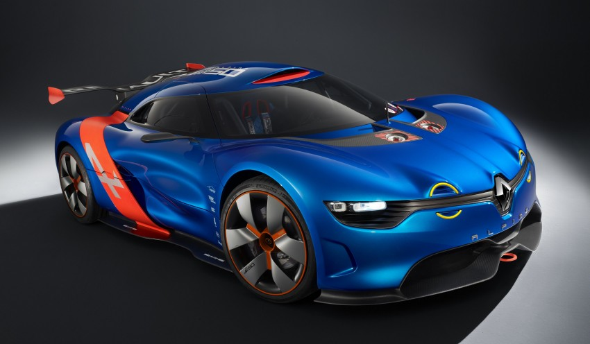 Renault Alpine A110-50 – a homage to the Berlinette Image #109091