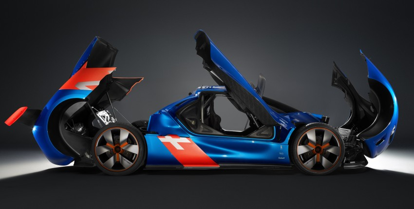 Renault Alpine A110-50 – a homage to the Berlinette Image #109072