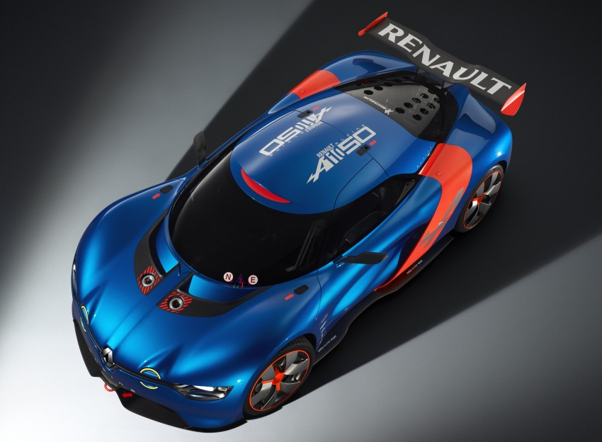 Renault Alpine A110-50 – a homage to the Berlinette Image #109073