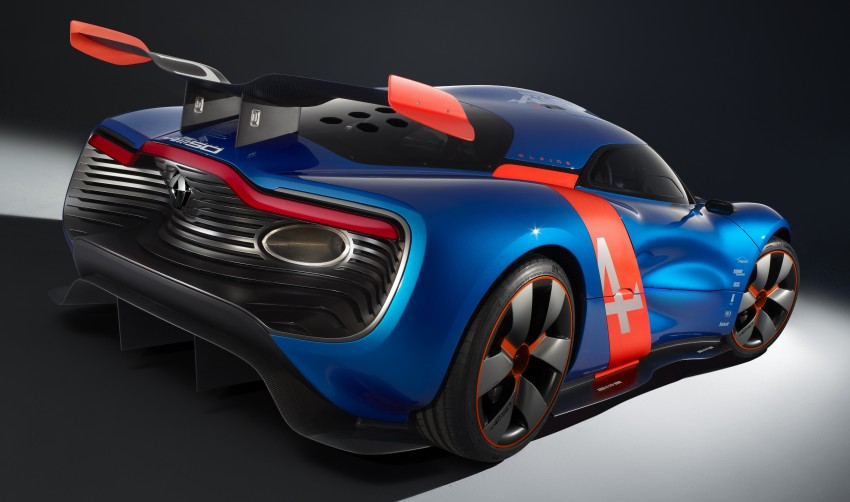 Renault Alpine A110-50 – a homage to the Berlinette Image #109077