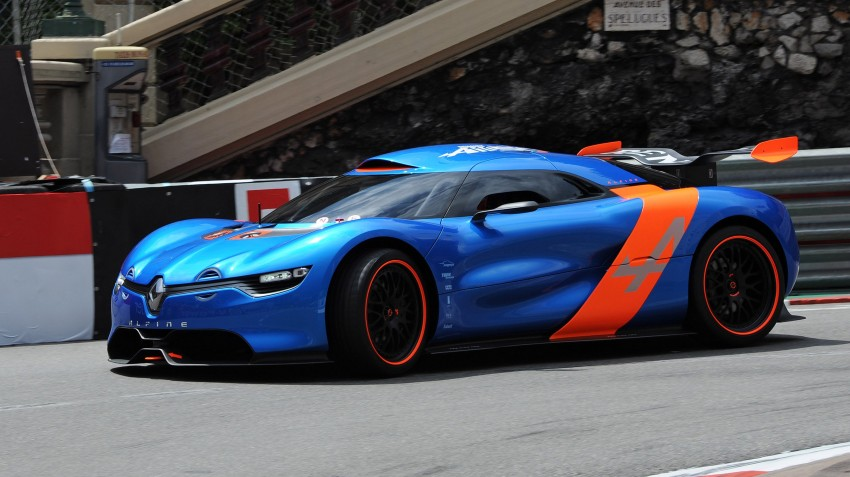 Renault Alpine A110-50 – a homage to the Berlinette Image #109078