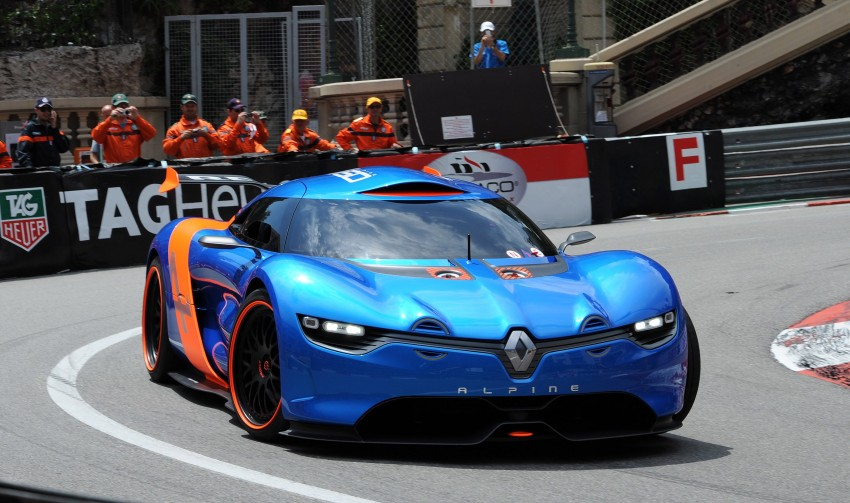 Renault Alpine A110-50 – a homage to the Berlinette Image #109079