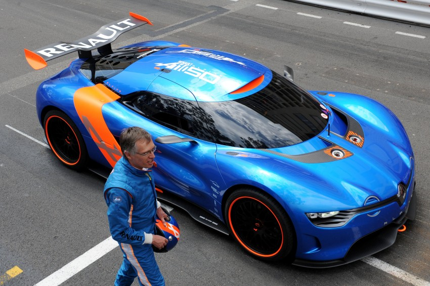 Renault Alpine A110-50 – a homage to the Berlinette Image #109097