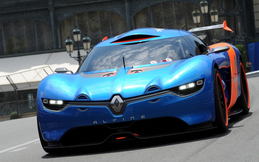 Renault Alpine A110-50 – a homage to the Berlinette Image #109098