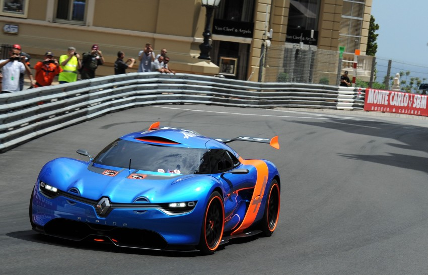 Renault Alpine A110-50 – a homage to the Berlinette Image #109068