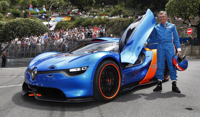 Renault Alpine A110-50 – a homage to the Berlinette Image #109163