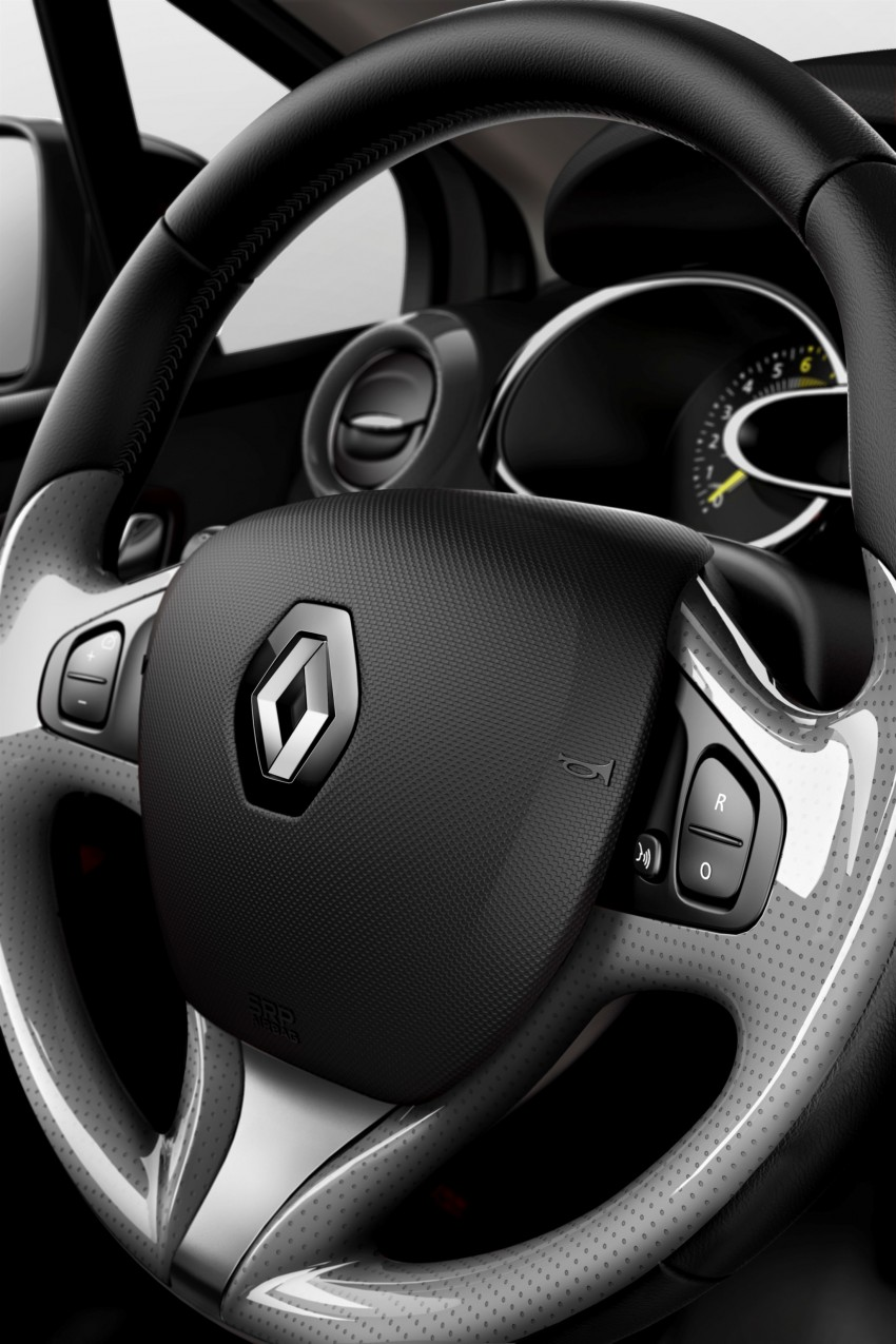 Renault Clio – fourth-generation hatch breaks cover Image #116008