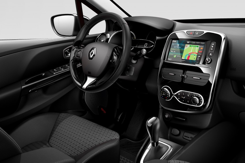 Renault Clio – fourth-generation hatch breaks cover Image #116010