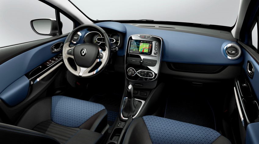 Renault Clio – fourth-generation hatch breaks cover Image #116012