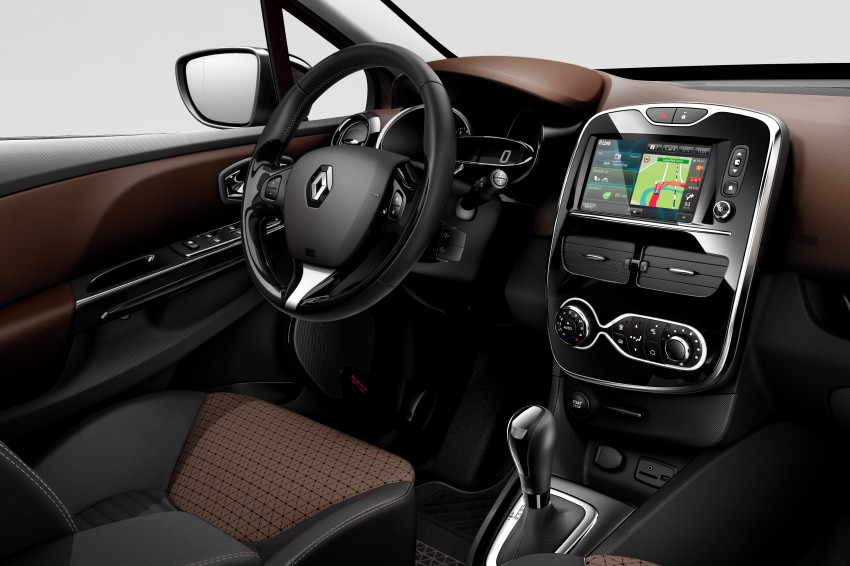 Renault Clio – fourth-generation hatch breaks cover Image #116013