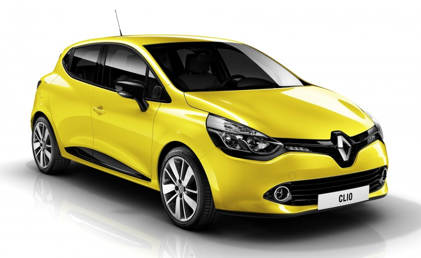 Renault Clio – fourth-generation hatch breaks cover Image #116017