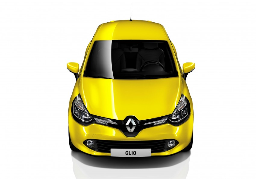 Renault Clio – fourth-generation hatch breaks cover Image #116019