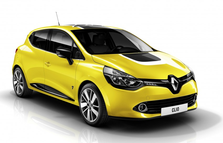 Renault Clio – fourth-generation hatch breaks cover Image #116020