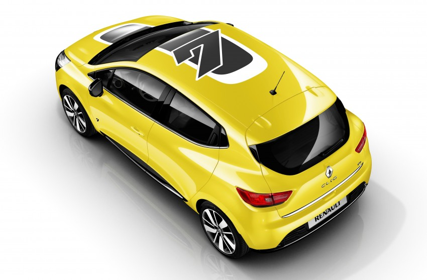 Renault Clio – fourth-generation hatch breaks cover Image #116021