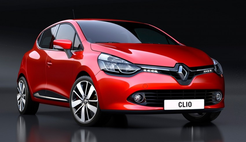 Renault Clio – fourth-generation hatch breaks cover Image #116023