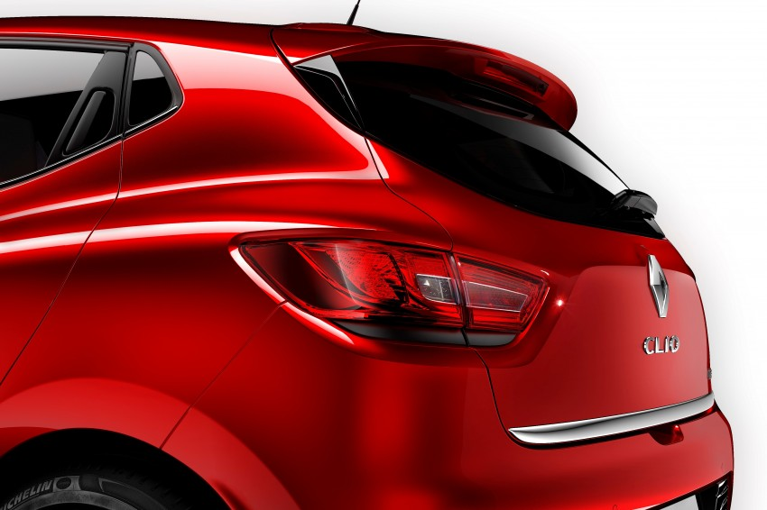 Renault Clio – fourth-generation hatch breaks cover Image #116027