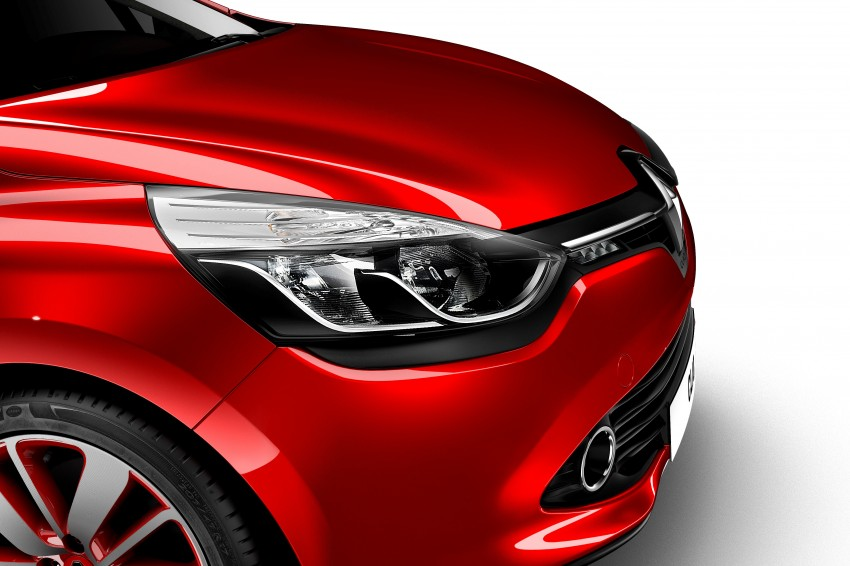 Renault Clio – fourth-generation hatch breaks cover Image #116028