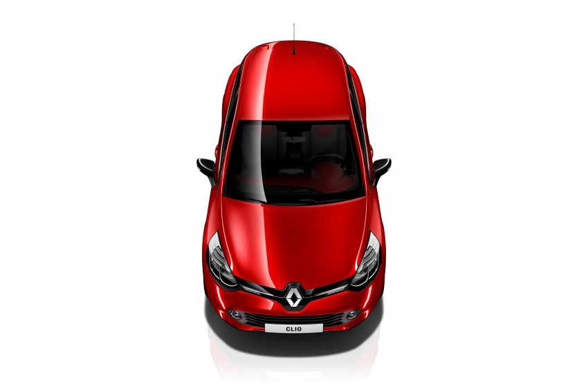 Renault Clio – fourth-generation hatch breaks cover Image #116032