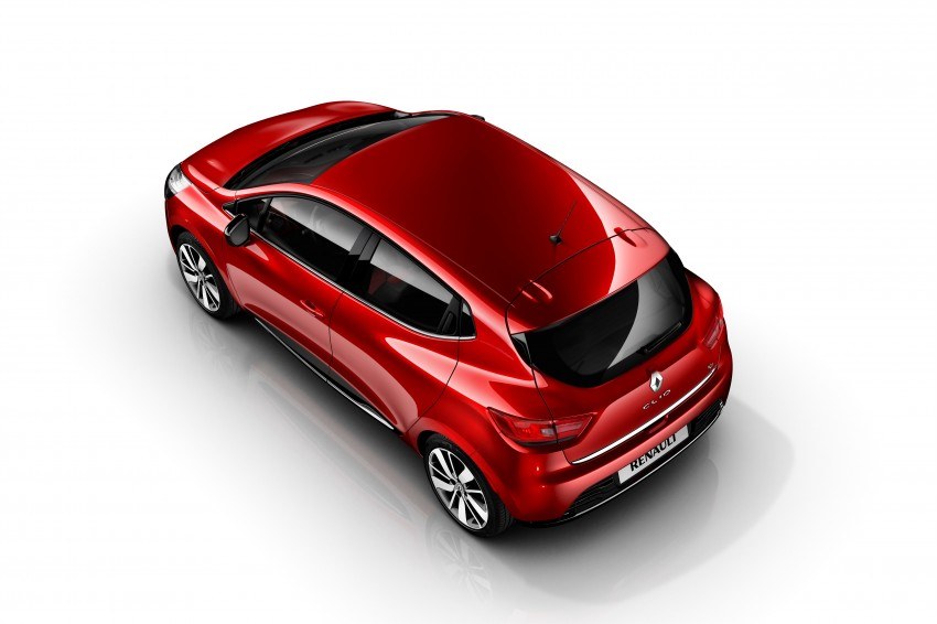 Renault Clio – fourth-generation hatch breaks cover Image #116033