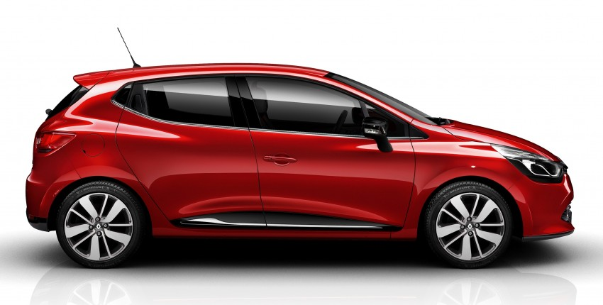 Renault Clio – fourth-generation hatch breaks cover Image #116035