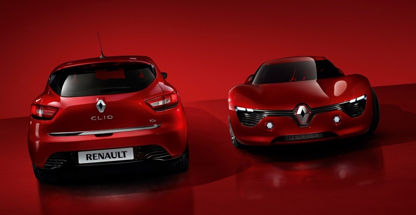 Renault Clio – fourth-generation hatch breaks cover Image #116036