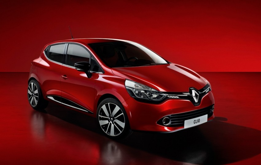 Renault Clio – fourth-generation hatch breaks cover Image #116037