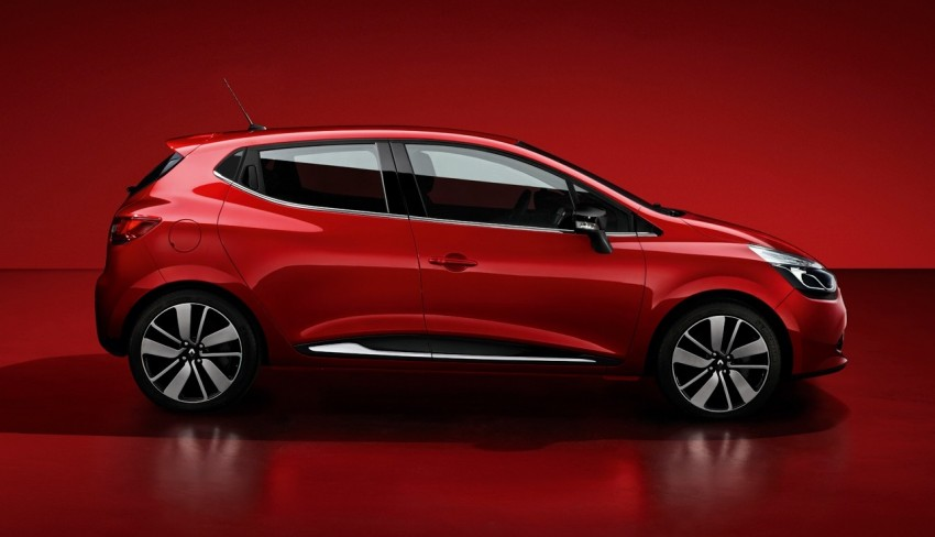 Renault Clio – fourth-generation hatch breaks cover Image #116038