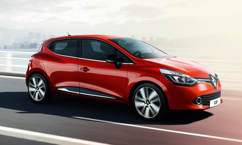 Renault Clio – fourth-generation hatch breaks cover Image #115994