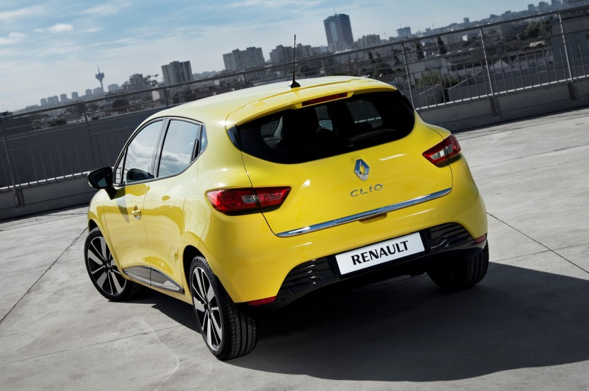 Renault Clio – fourth-generation hatch breaks cover Image #115995