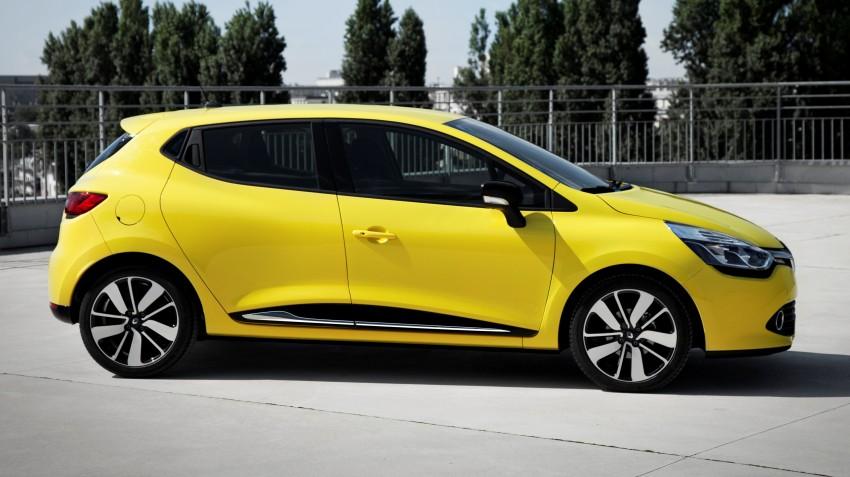 Renault Clio – fourth-generation hatch breaks cover Image #115996