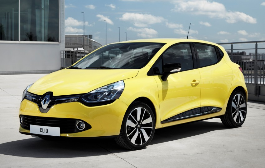 Renault Clio – fourth-generation hatch breaks cover Image #115997