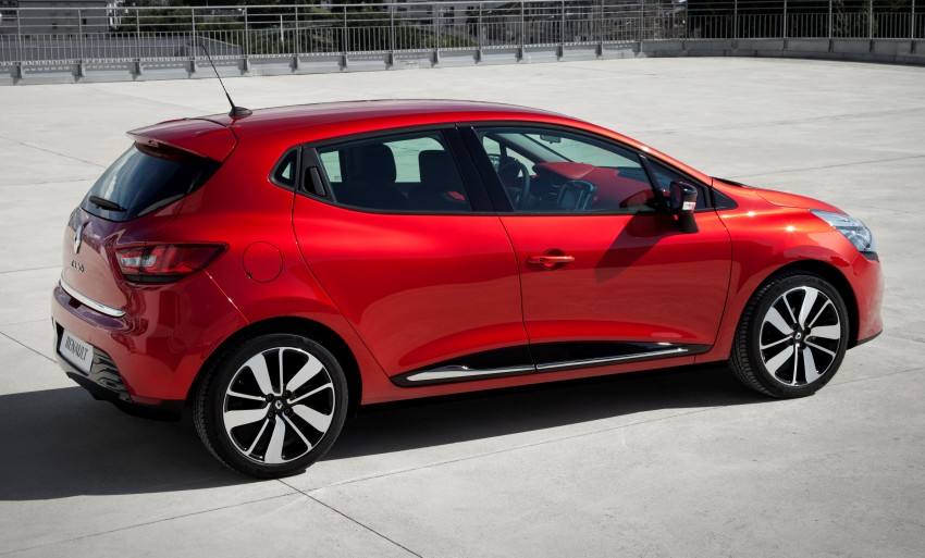 Renault Clio – fourth-generation hatch breaks cover Image #115998